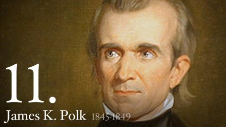 11 - James Polk