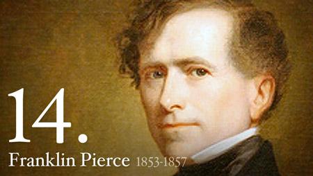 14 - Franklin Pierce
