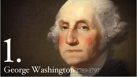 1 - George Washington