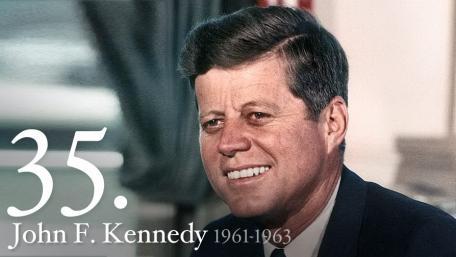 35 - John Kennedy