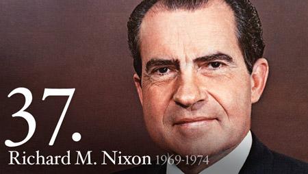 37 - Richard Nixon