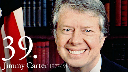 39 - Jimmy Carter