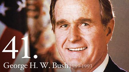 41 - George H Bush