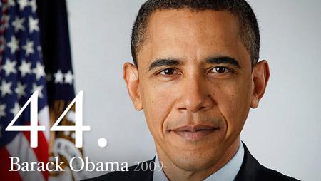 44 - Barack Obama
